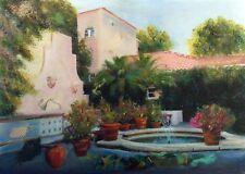 "Starlie Sokol Hohne ""Beverly Glen"" Hand Signed Embellished Giclee Art Make Offer"