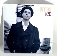 AMOS LEE Amos Lee 200-gram CLARITY SV-PII VINYL LP Sealed CLASSIC RECORDS s/t