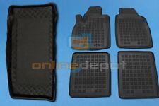 Antirutsch Kofferraumwanne für FIAT PANDA 2 II 2003-2012 Kofferraummatte