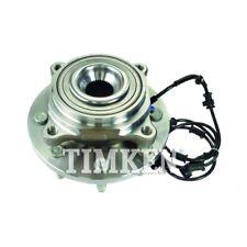 Wheel Bearing and Hub Assembly-4WD Front Timken HA590467