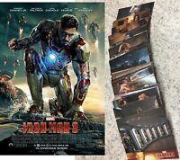 IRON MAN 3 MOVIE 2013 - UPPER DECK COMPLETE BASE CARD SET OF 60 - MARVEL COMICS
