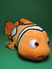 Le monde de Nemo poisson clown disney peluche plush soft toy Hasbro 70cm 2002