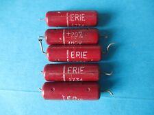 Vintage Erie Condensador. 0.047uF 400V. 1 piezas
