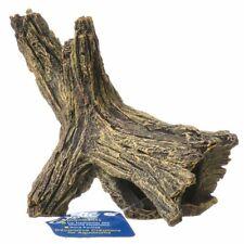 LM Exotic Environments Driftwood Basking Den Natural Aquarium Ornament