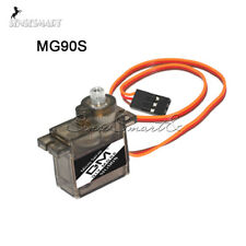 MG90S Metal Gear Micro Servo Boat Car Plane for Trex Align 450 RC Helicopter ST