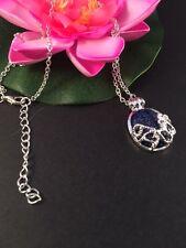 The Vampire Diaries Katherine Anti-sunlight Lapis Lazuli Necklace AUS SELLER