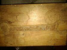 """Vintage International Harvester I.H.CO. G3170F Wrench  11 1/2"""" Long"""