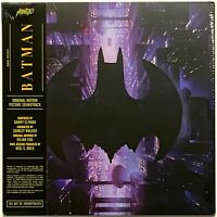 Batman Original Motion Picture Soundtrack [Mondo] LP Vinyl Record Album [Sealed]