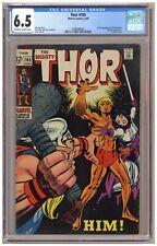 Thor 165 (CGC 6.5) 1st full app. Him (Warlock); Jack Kirby; Marvel; 1969 (j#6600