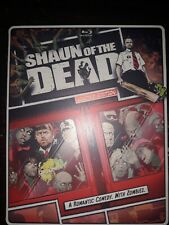 Shaun Of The Dead Steelbook Case Only