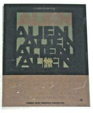 Alien Legacy Complete poster set of 9 cards. CP-1 thru CP-9. NM/Mint