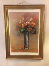 """Vintage Print 31""""x43"""" Red In The Afternoon"""" by Kory.See12PIX4size/etc.MAKE OFFER"""