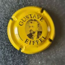 rare capsule champagne DRAPPIER n°17 cuvée gustave eiffel