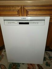 Bosch dishwasher front panel and control front (white) SHE68T52UC/02 free ship.