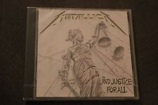 Metallica - And Justice for All CD  NEW SEALED