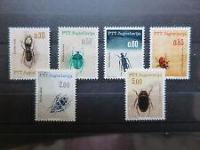 Postfrische Briefmarken aus Jugoslawien mit