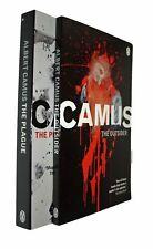 Albert Camus The Outsider, The Plague, Paperback, New 2 Books