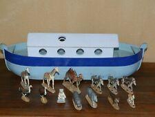 Quiralu Chamare  Bateau Arche de Noe Quiralu avec animaux