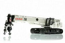 Tonkin LB120700 Link-Belt TCC-750 Crawler Crane 1/50 scale Die-cast MIB