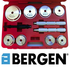 BERGEN 11Pc Pinion Bearing Race and Seal Driver Tool Kit 68-114.4mm Truck HGV