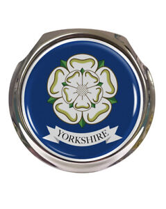 Yorkshire County Flag - Car Grille Badge - FREE FIXINGS