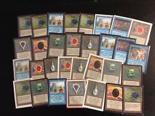 MTG MAGIC REPACK MODERN ETERNAL booster pack black lotus POWER 9 EDH rare lot