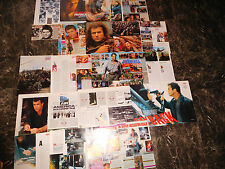 MEL GIBSON  472  TEILE/PARTS   1,5  KILO  CLIPPINGS  LOT   05/15