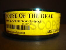 House of the Dead 35mm Trailer #1  SCOPE  2:20min   MOVIE CELLS