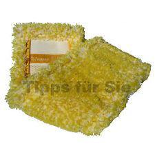 Jemako Bodentuch / Bodenfaser gelb lang - 42 cm