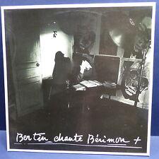 BERTIN  chante BERIMON + BER 44004 AUTOPRODUIT