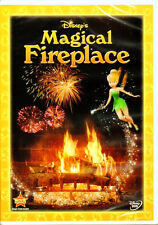 Disney's MAGICAL FIREPLACE: VIRTUAL CHRISTMAS HOLIDAY (MOVIE CLUB EXCLUSIVE) OOP