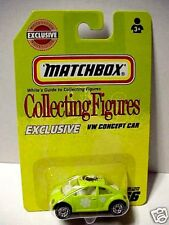 Matchbox Collecting Figures VW Concept Car Exclusive