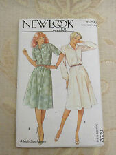 Vintage Collectable New Look Maudella  A Multi - Size Pattern No. 6292