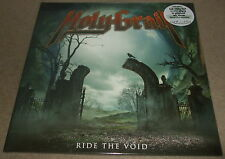 HOLY GRAIL-RIDE THE VOID-2013 2xLP CLEAR VINYL-LIMITED TO 150 ONLY!!-NEW+SEALED