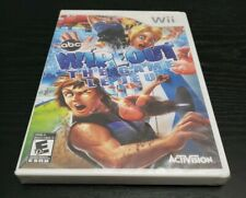 Wipeout: The Game - Nintendo Wii, 2010 - Brand New!!!!