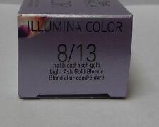 Wella Illumina Color 8/13 Rubio platino Ceniza-oro 60ml