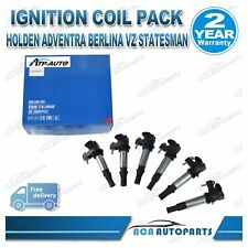 Ignition Coils Pack for Holden Commodore Crewman VZ Caprice WL Rodeo RA V6 3.6L
