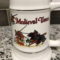 Medieval Times Mug Collectible