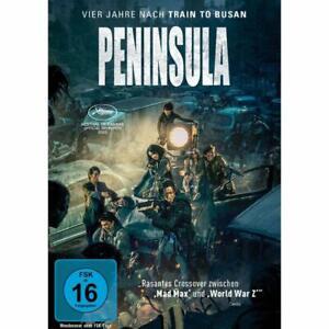 Peninsula - Vier Jahre nach Train to Busan [DVD /NEU/OVP]