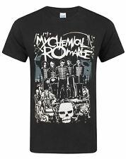 My Chemical Romance The Black Parade Poster Men's Black T-Shirt Top
