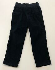 HANNA ANDERSSON Black Pull On Corduroy Pants Size 110 5 5T