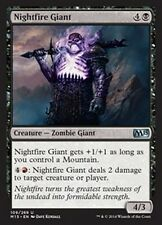 MTG Magic M15 - (4x) Nightfire Giant/Géant noctefeu, English/VO