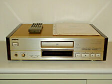 Sony CDP-X779ES High-End CD-Player Champagner inkl. FB&BDA, 2 Jahre Garantie