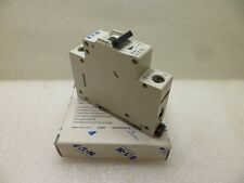 EATON FAZ-C15/1-SP MINIATURE CIRCUIT BREAKER 15A 1 POLE NOS