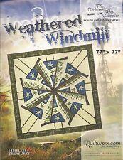 Judy Niemeyer Weathered Windmill Foundation Paper Pieced Quilt Pattern