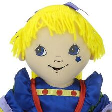 """Madame Alexander Doll Rainbow Brite 18"""" Cloth New With Tags EXCELLENT"""