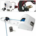 Free Fall Saltwater Boat Marine Electric Anchor Winch 25lbs With Wireless Remote