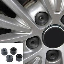 20* Universal Wheel Nut Bolt Tire Screw Cover Cap 17mm For VW Golf MK4 Audi