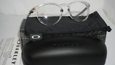 OAKLEY RX Eyeglasses New Oph Pitchman R Carbon (50) Polish Clr OX8149-0350