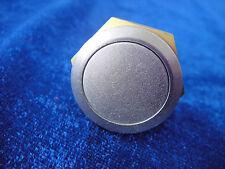 Locking Metal Aluminum Push-Button OFF-ON Switch 3v-12v 110V-120v/10Amp 250v 5A